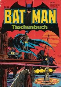 Cover Thumbnail for Batman Taschenbuch (Egmont Ehapa, 1978 series) #12