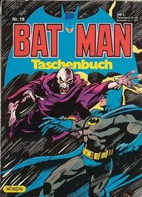 Cover Thumbnail for Batman Taschenbuch (Egmont Ehapa, 1978 series) #19