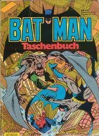 Cover Thumbnail for Batman Taschenbuch (Egmont Ehapa, 1978 series) #23