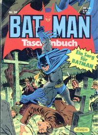Cover Thumbnail for Batman Taschenbuch (Egmont Ehapa, 1978 series) #30
