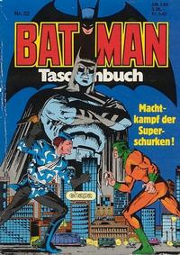 Cover Thumbnail for Batman Taschenbuch (Egmont Ehapa, 1978 series) #32