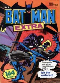 Cover Thumbnail for Batman Extra (Egmont Ehapa, 1980 series) #4