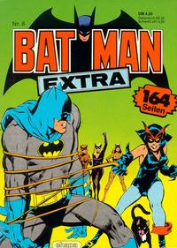 Cover Thumbnail for Batman Extra (Egmont Ehapa, 1980 series) #8