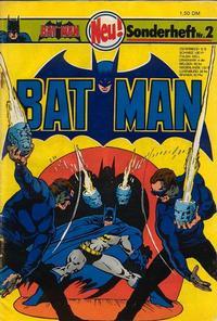 Cover Thumbnail for Batman Sonderheft (Egmont Ehapa, 1976 series) #2