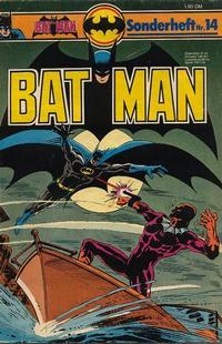 Cover Thumbnail for Batman Sonderheft (Egmont Ehapa, 1976 series) #14