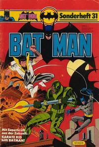Cover Thumbnail for Batman Sonderheft (Egmont Ehapa, 1976 series) #31