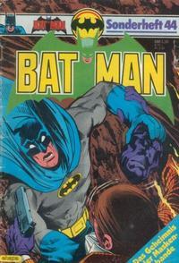 Cover Thumbnail for Batman Sonderheft (Egmont Ehapa, 1976 series) #44