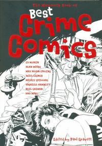 Cover Thumbnail for The Mammoth Book of Best Crime Comics (Running Press Book Publishers, 2008 series)