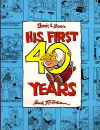 Cover Thumbnail for Dennis the Menace His First 40 Years (Abbeville Press, 1991 series)
