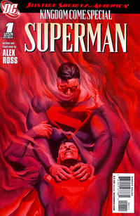 Cover Thumbnail for JSA Kingdom Come Special: Superman (DC, 2009 series) #1 [Alex Ross Cover]