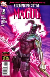 Cover Thumbnail for JSA Kingdom Come Special: Magog (DC, 2009 series) #1 [Standard Cover Edition]