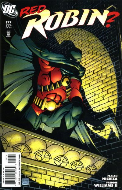 Cover for Robin (DC, 1993 series) #177