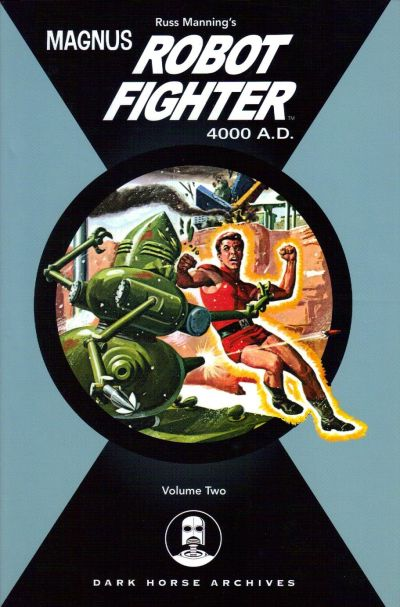 Cover for Russ Manning's Magnus, Robot Fighter (Dark Horse, 2004 series) #2