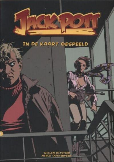 Cover for Jack Pott (Bee Dee, 2006 series) #1