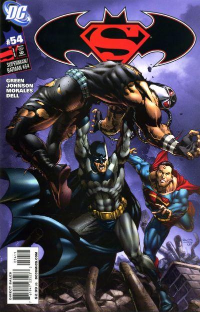 Cover for Superman / Batman (DC, 2003 series) #54