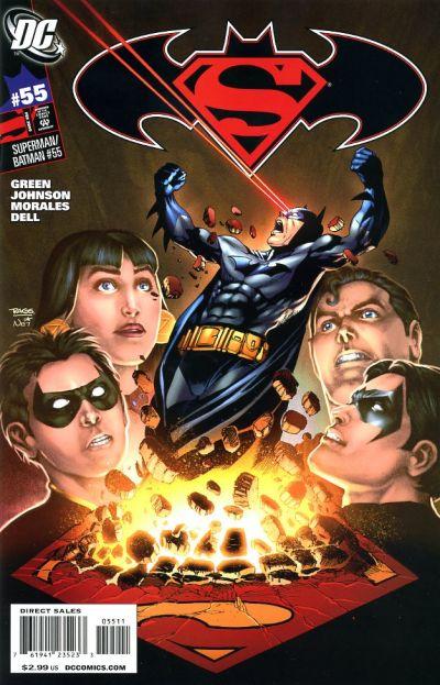 Cover for Superman / Batman (DC, 2003 series) #55