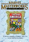 Cover Thumbnail for Marvel Masterworks: Golden Age Captain America (2005 series) #2 (99) [Limited Variant Edition]