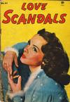 Cover for Love Scandals (Bell Features, 1950 series) #61