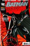 Cover for Batman (Panini Deutschland, 2007 series) #4