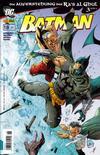 Cover for Batman (Panini Deutschland, 2007 series) #18