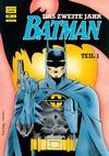 Cover for Batman Album (Norbert Hethke Verlag, 1989 series) #5 - Das zweite Jahr, Teil 1