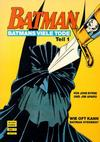 Cover for Batman Album (Norbert Hethke Verlag, 1989 series) #7 - Batmans viele Tode, Teil 1