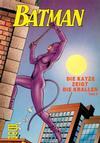 Cover for Batman Album (Norbert Hethke Verlag, 1989 series) #19 - Die Katze zeigt die Krallen, Teil 2