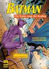 Cover for Batman Album (Norbert Hethke Verlag, 1989 series) #21 - Die Katze zeigt die Krallen, Teil 4