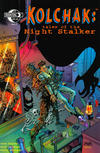Cover for Kolchak: Tales of the Night Stalker (Moonstone, 2003 series) #7 [Cover B]