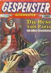 Cover Thumbnail for Gespenster Geschichten (1974 series) #1