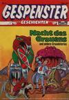Cover for Gespenster Geschichten (Bastei Verlag, 1974 series) #6