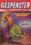 Cover for Gespenster Geschichten (Bastei Verlag, 1974 series) #7