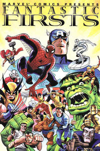 Cover Thumbnail for Fantastic Firsts (Marvel, 1999 series)