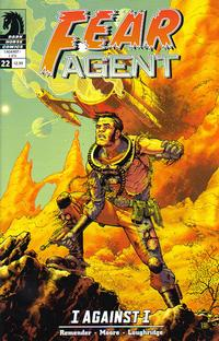 Cover Thumbnail for Fear Agent (Dark Horse, 2007 series) #22