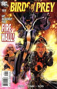 Cover Thumbnail for Birds of Prey (DC, 1999 series) #122