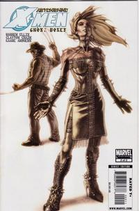 Cover Thumbnail for Astonishing X-Men: Ghost Boxes (Marvel, 2008 series) #2 [Direct Edition]
