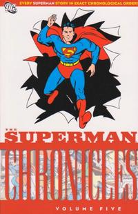 Cover Thumbnail for The Superman Chronicles (DC, 2006 series) #5