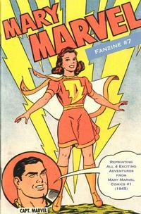 Cover Thumbnail for Mary Marvel Fanzine (Mike Bromberg, 2004 series) #7