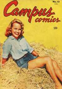 Cover Thumbnail for Campus Comics (Bell Features, 1950 series) #12