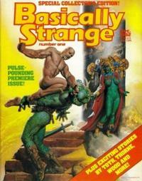Cover Thumbnail for Basically Strange (JC Comics, 1982 series) #1