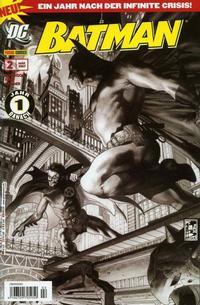 Cover Thumbnail for Batman (Panini Deutschland, 2007 series) #2