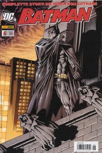 Cover Thumbnail for Batman (Panini Deutschland, 2007 series) #6