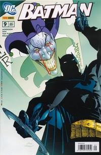 Cover Thumbnail for Batman (Panini Deutschland, 2007 series) #9