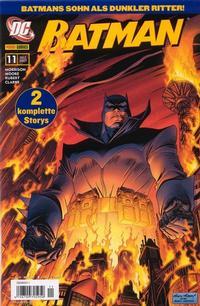 Cover Thumbnail for Batman (Panini Deutschland, 2007 series) #11