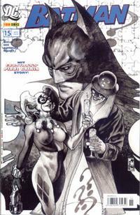 Cover Thumbnail for Batman (Panini Deutschland, 2007 series) #15