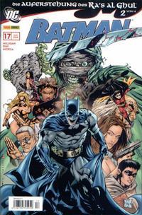 Cover Thumbnail for Batman (Panini Deutschland, 2007 series) #17