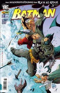 Cover Thumbnail for Batman (Panini Deutschland, 2007 series) #18