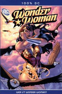 Cover Thumbnail for 100% DC (Panini Deutschland, 2005 series) #12 - Wonder Woman: Wer ist Wonder Woman?