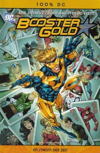 Cover Thumbnail for 100% DC (Panini Deutschland, 2005 series) #16 - Booster Gold: Im Strom der Zeit