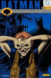Cover Thumbnail for Batman (Panini Deutschland, 2001 series) #2